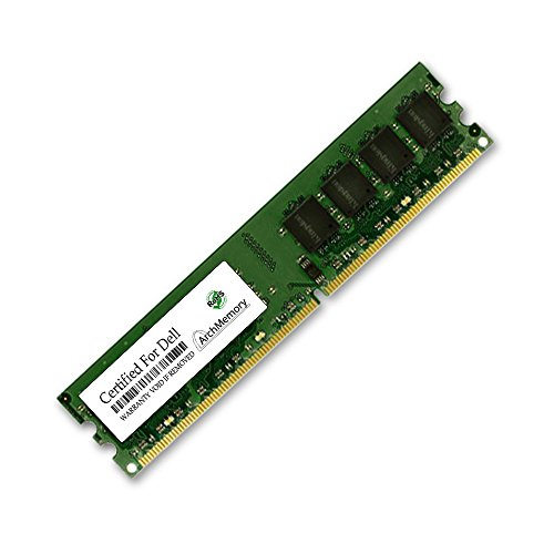 Certified for Dell Memory 4GB DDR3-1066 PC3-8500 240 pin UDIMM SDRAM Desktop RAM by Arch Memory