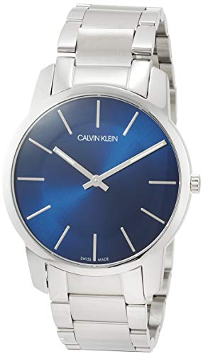 - Calvin Klein City K2G2114N Mens Wristwatch Very flat