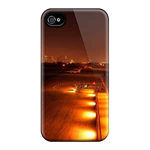 WOL31459Fjsw Cases For Iphone 6 With Nice Aircrafts Night Appearance