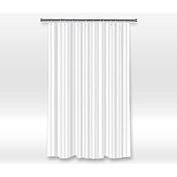 Rue De Marseille Fabric Shower Curtain Liner