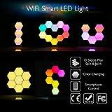 Yescom 10 Pack WiFi Smart LED Light Kit DIY Lable