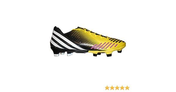 Adidas Predator Lz para hombre TRX FG Botines de fútbol (8): Amazon.es: Zapatos y complementos