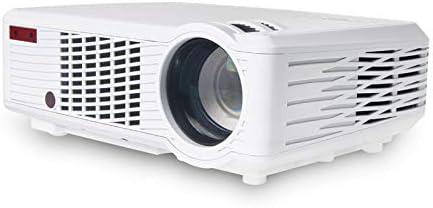 Proyector Casero, Proyector HD De 2000 Lúmenes Compatible con 170 ...