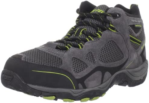 Hi-Tec Men s Total Terrain Mid Waterproof Hiking Shoe