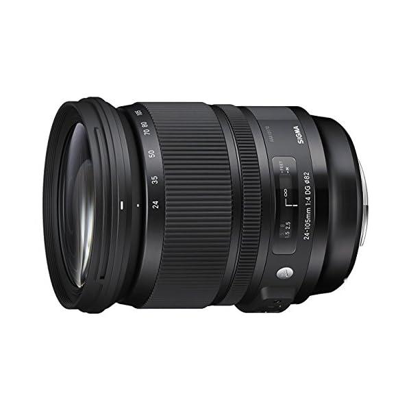 RetinaPix Sigma 24-105mm f/4 DG OS HSM Lens for Canon DSLR Cameras