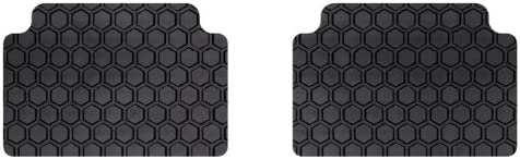 Intro-Tech Hexomat Rear Custom Fit Auto Floor Mat