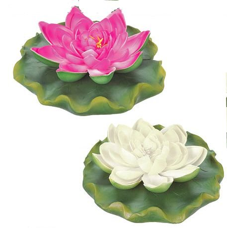 Ganz Floating Water Lily Set of 2 by Ganz