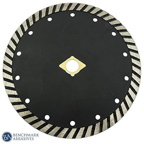 Benchmark Abrasives Premium Turbo Diamond Blade ()