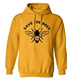 NuffSaid Save The Bees Hooded Sweatshirt - Unisex