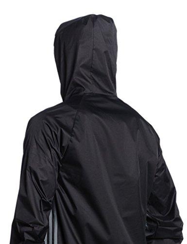 Adidas Adulti Antivento Da nbsp;giacca vista S15 Grey Black Condivo 16 fxnrgn
