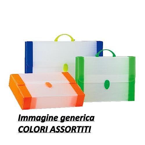 37 x 52 x 5 cm Balmar 2000 054904.07 Valigetta Polionda Fluo 1 Colore