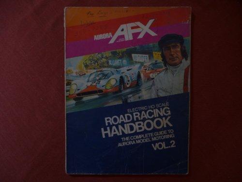 Car Layouts Slot Ho - Aurora AFX Electric Ho Scale Road Racing Handbook Vol. 2
