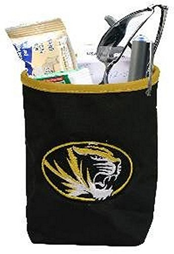NCAA Licensed Missouri Mizzou Tigers Car Pocket Organizer -