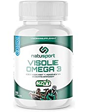Natusport Visolie Omega 3 60 Capsules (NZVT)