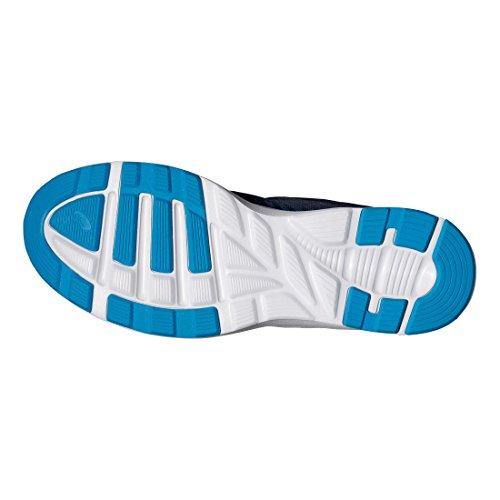 Asics De Navy Chaussures Tennis silver Fuzor Homme xRr1wqxO