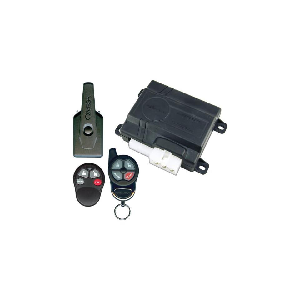 OMEGA RS351EDP Omega Keyless Entry & Remote Start *Purple Box*  Vehicle Electronics