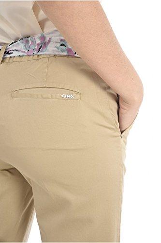 Beiges Pantalon Les Guess Jeans Ceinturé 8ème 7 W82b12 4nOqz