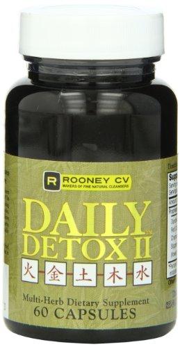 DAILY DETOX II 60 CAPS - Daily Detox 60 Capsules