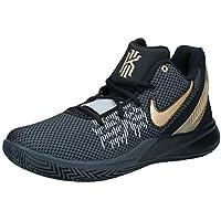 Nike Men's Kyrie Flytrap II Basketball Shoes (Black/Metallic Gold/Anthracite)