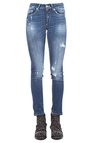 DONDUP - Jeans Mujer Mezclilla P692 DS0112 T60G Multi