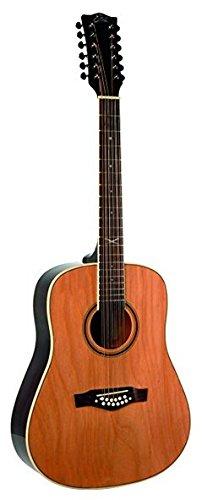 Eko Guitarra Acústica de 12 Cuerdas, Eko NXT D XII Natural: Amazon ...