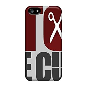 Scratch Protection Hard Cell-phone Cases For Iphone 5/5s With Provide Private Custom Fashion Rise Against Skin PhilHolmes