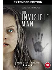 The Invisible Man (DVD) [2020]