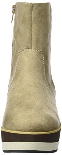 taupe Donna Bullboxer Boot Ankle Stivaletti Beige nHR1XqRA