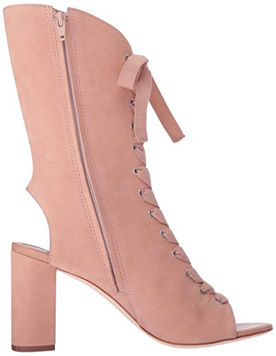 Nubuck Blush Boot Women's Bernardo Fashion Heidi XqxwIPfBz