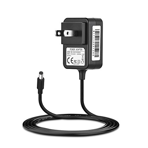 Dymo Power Cord - IBERLS 9V AC Adapter Charger Replacement DYMO LabelManager Label Maker Printer Power Supply Cord for LM160/ LM500TS/ LM400/ 100/160/ 350/ LP350/ LP250/ LT-100H/ LT-100T/ 1000/1000 Plus