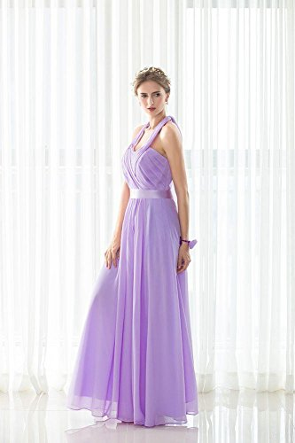 Beauty-Emily -  Vestito  - linea ad a - Donna Violet-C 44