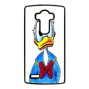 LG G4 Phone Case Black Donald Duck WQ5RT7498810