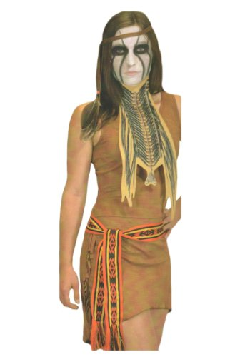 The Lone Ranger Costume Tonto (Women's Tonto Costume Medium)