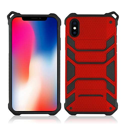 the latest c21fa f8f40 Amazon.com: iPhone xr Case, Durable Rugged Phone Cover with Lanyard ...