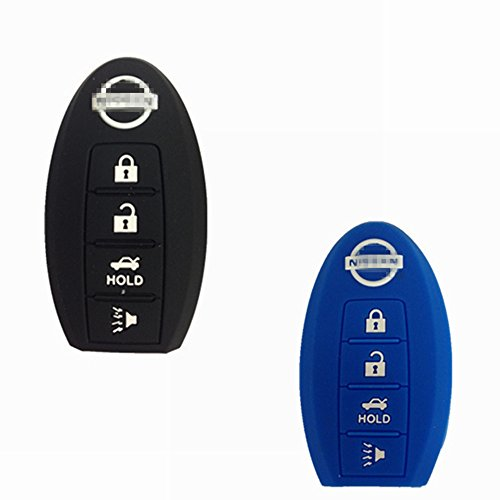 silicone-replacement-protective-fob-skin-key-cover-chains-bag-holder-key-jacket-for-nissan-maxima-ni