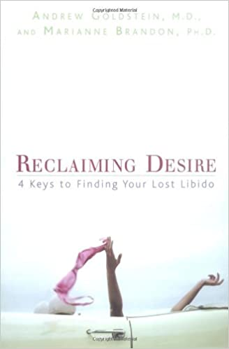 Book Reclaiming Desire: 4 Keys to Finding Your Lost Libido