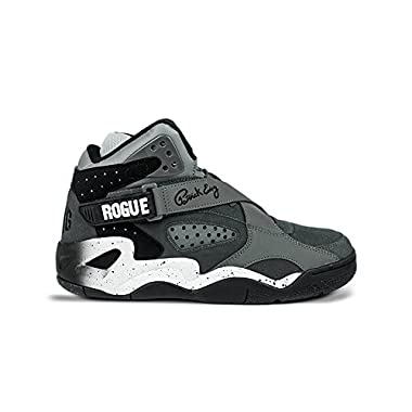 ROGUE - Sneaker high - white/black/purple /orange