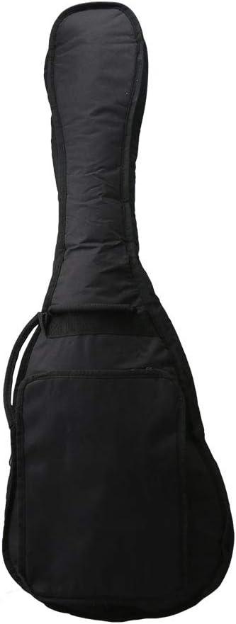 BQLZR - Funda para guitarra eléctrica, acolchada, resistente al ...