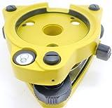 AdirPro Twist Focus Tribrach Without Optical Plummet - Yellow
