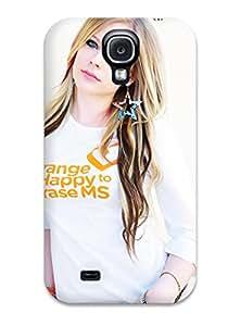 Julia Hernandez's Shop Tough Galaxy Case Cover/ Case For Galaxy S4(avril Lavigne 2013) 2331708K61505590