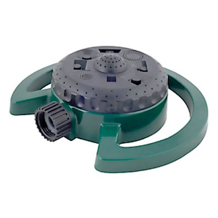8-Pattern Turret Sprinkler