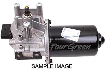 Genuine Hyundai 98110 - 1R000 Asamblea Motor del limpiaparabrisas: Amazon.es: Coche y moto