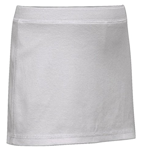 Kavio! Girls Tennis Yoga Cheerleading Skort 100% Cotton Sizes 4-16 offered by Little Cutie -