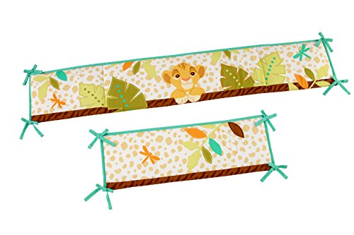 Disney Lion King Traditional Padded - Baby Kings Crib Bedding