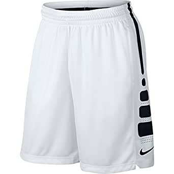 Amazon.com: Nike Elite Stripe Men's Basketball Shorts