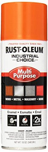 rust-oleum-1653830-1600-system-multi-purpose-enamel-spray-paint-12-ounce-safety-orange