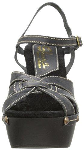 Sbicca Olympia Mujer Piel Sandalia Plataforma