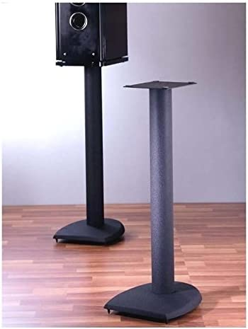 VTI Speaker Stand in Black Set of 2 -36 Height – 36 Height