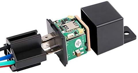 Relé GPS rastreador de Choque de Coche GPS gsm localizador ...