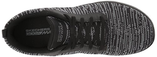 38 Noir Baskets Femme grey Joy Skechers Eu Walk Go rapture black wnq4nZSz